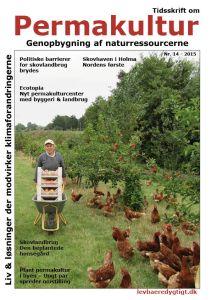Forside Tidsskrift om Permakultur 14-2015(1)